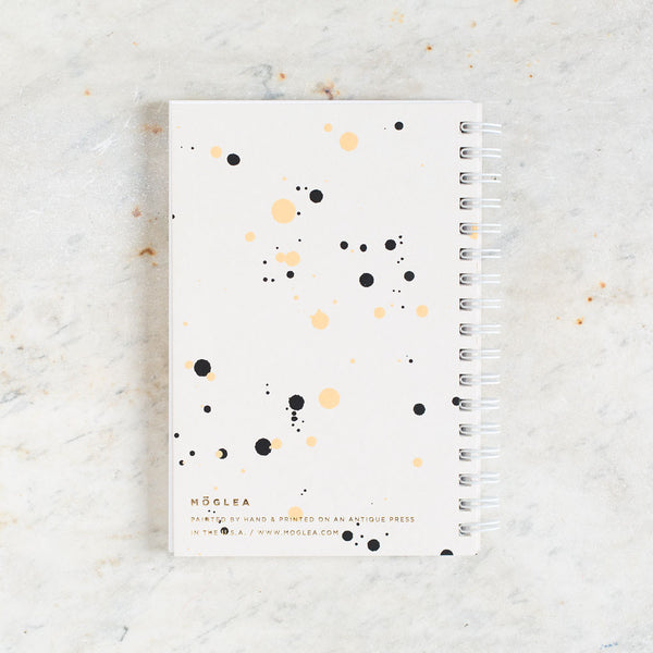 pebble drip hand-painted notebook-desktop - journals-moglea-Default-k colette