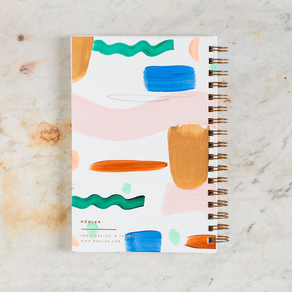 seashape hand-painted notebook-desktop - journals-moglea-Default-k colette