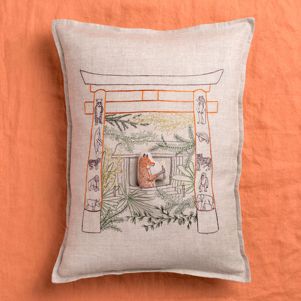 a wish to protect pocket pillow-bed & bath - bedding - decor - pillows-coral & tusk-k colette