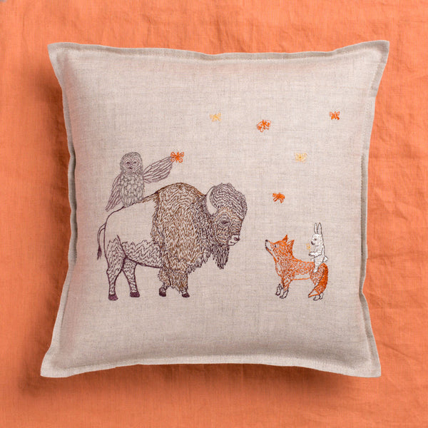 unity pillow-textiles - pillows-coral & tusk-Default-k colette