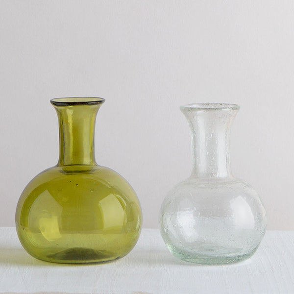 blown glass piccola bottle-art & decor - vases-la soufflerie-k colette