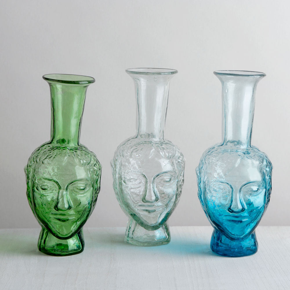 La soufflerie blown glass tete head vase k colette blown glass tete head vase art decor vases special la soufflerie reviewsmspy