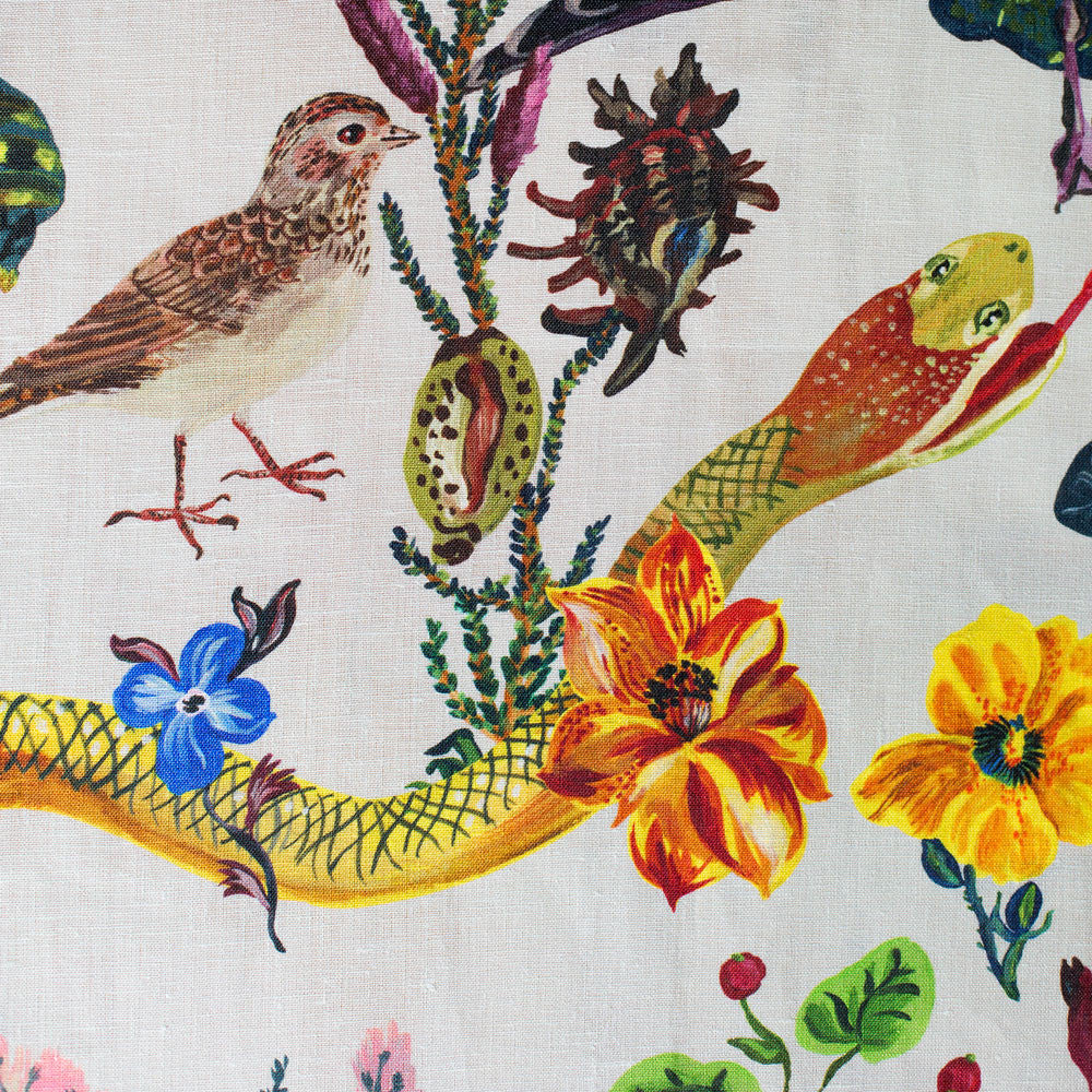 birds in the dunes tablecloth-kitchen & dining - table linens-avenida home-k colette