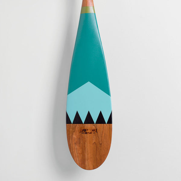 gooseberry canoe paddle-art & decor - objets - sea-sanborn canoe company-k colette