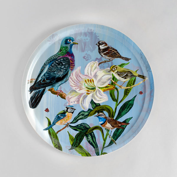 birds in the dunes dove tray-kitchen & dining - serveware-avenida home-k colette