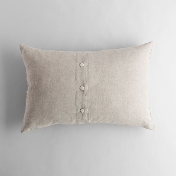 natural black lab pillow-bed & bath - art & decor - pillows-taylor linens-k colette