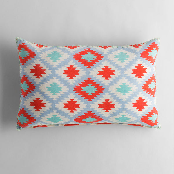 faraz lumbar pillow-bed & bath - art & decor - pillows-john robshaw-k colette