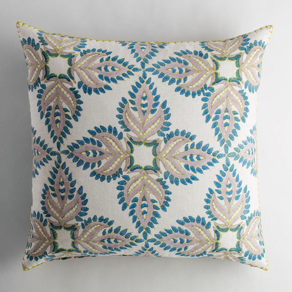 verdin euro pillow-bed & bath - art & decor - pillows-john robshaw-k colette