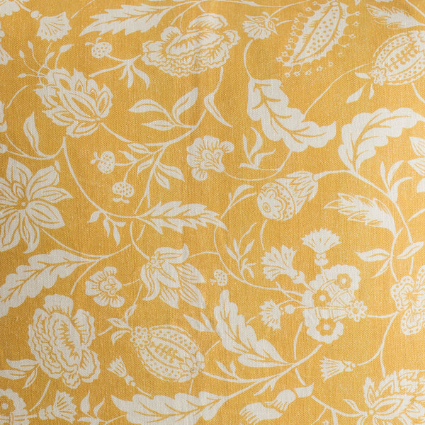 indienne jaune pillow-bed & bath - art & decor - pillows-antoinette poisson-k colette