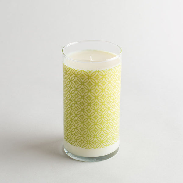 moss decorative candle-art & decor - apothecary - candles-k hall designs-k colette