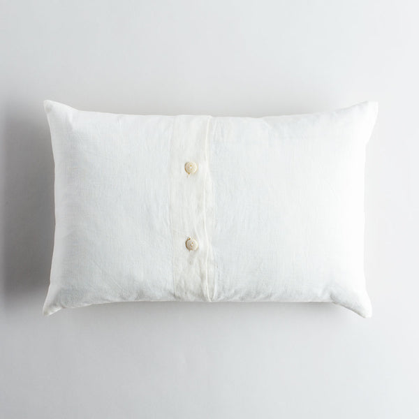 joy to the world pillow-holiday - bed & bath - art & decor - pillows - deck-taylor linens-k colette