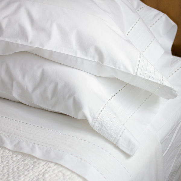 tailored pinefore sheet set-bed & bath - bedding - love-taylor linens-k colette