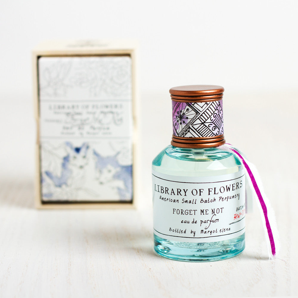 forget me not eau de parfum-apothecary - fragrance-library of flowers-k colette