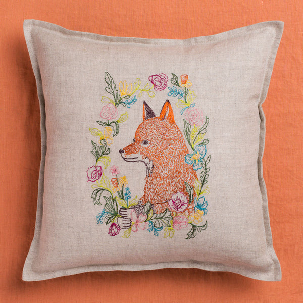garland fox pillow-textiles - pillows-coral & tusk-Default-k colette