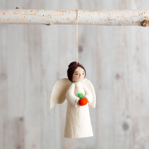 apple of my eye angel ornament-holiday - ornaments-craftspring-k colette