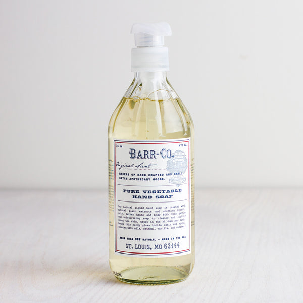 liquid soap-apothecary - soaps & lotions-barr-co. by k hall designs-k colette
