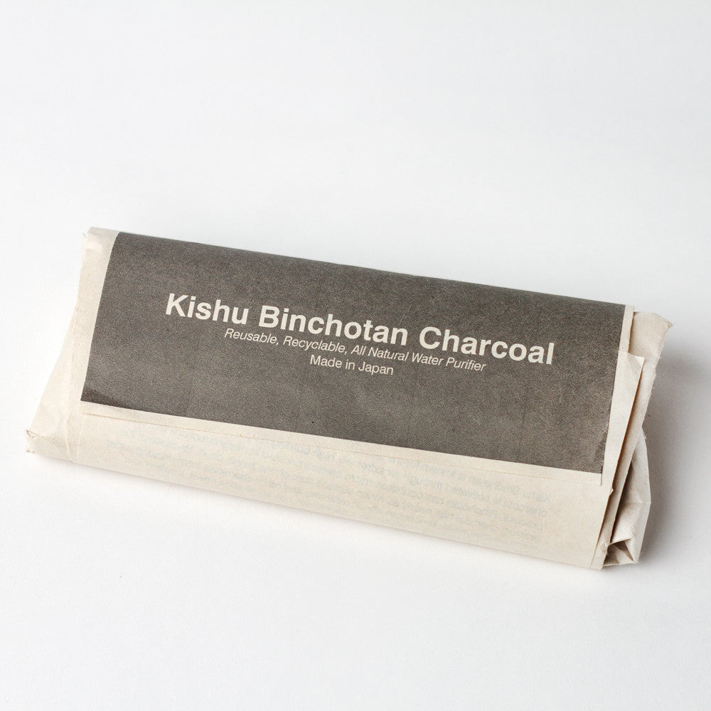 kishu charcoals, 1/4 lb-kitchen & dining - cooking & baking-binchotan charcoal by morihata-k colette