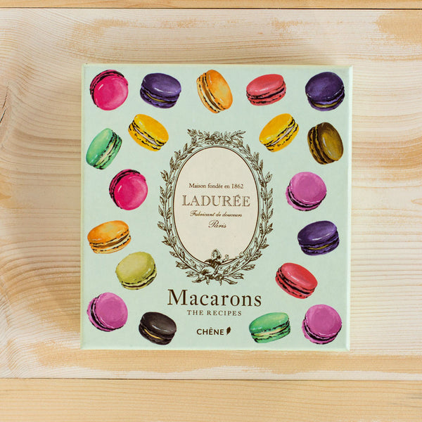ladurée: macarons-desktop - books - kitchen & dining - cooking & baking-ladurée-k colette