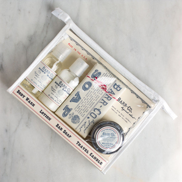 original travel kit-apothecary - soaps & lotions-barr-co. by k hall designs-k colette