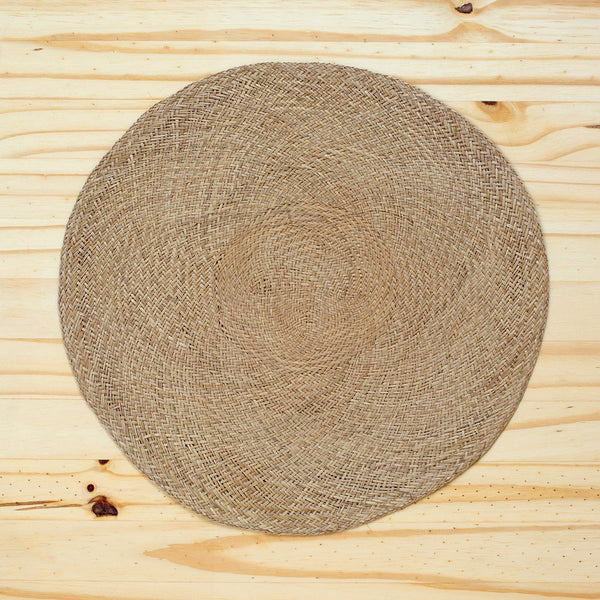 africa straw placemats, toast-kitchen & dining - table linens-guanábana-Default-k colette