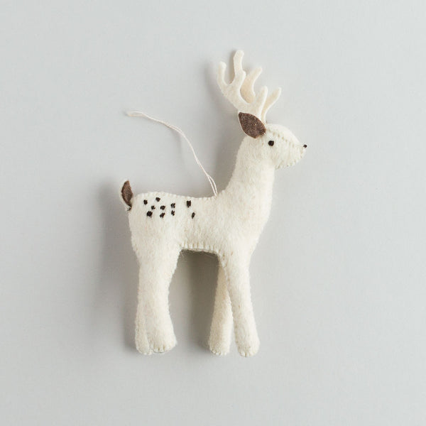 buck ornament-holiday - ornaments - stocking-craftspring-k colette