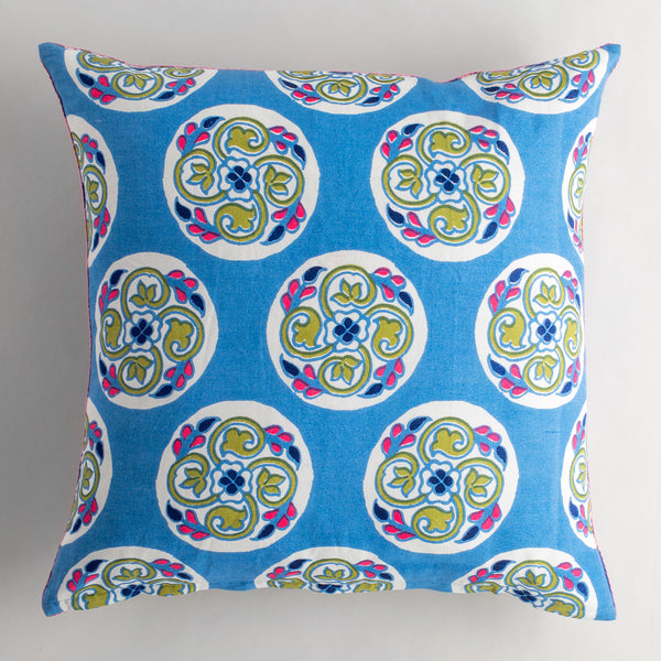 sura pillow-bed & bath - art & decor - pillows-john robshaw-k colette