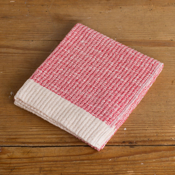 ribbed hand towel-bed & bath - bath towels-kontex by morihata-k colette