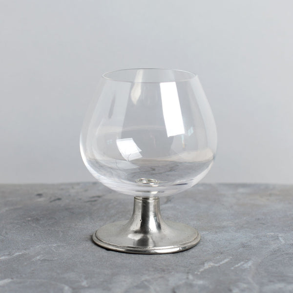 crystal & pewter cognac glass-kitchen & dining - bar & drinkware-match-Default-k colette