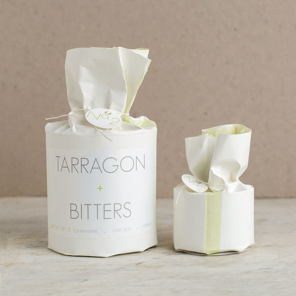tarragon & bitters soy candle-candles - candles-rica bath & body-22 oz-k colette