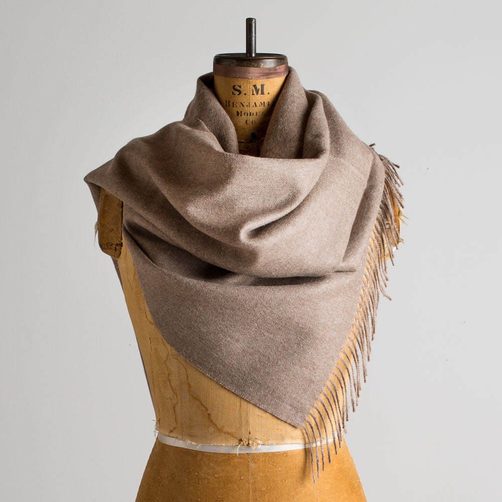 alpaca scarf-accessories - scarves - luxury-maloca-taupe-k colette