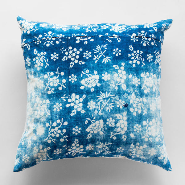 vintage berries & bamboo pillow-textiles - pillows - vintage textiles-luru home-Default-k colette