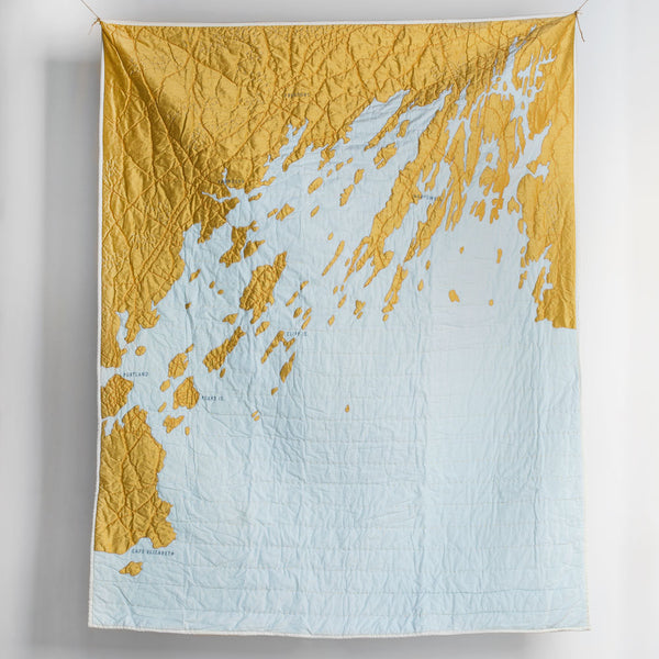 gold casco bay quilt-textiles - throws-haptic lab-Default-k colette