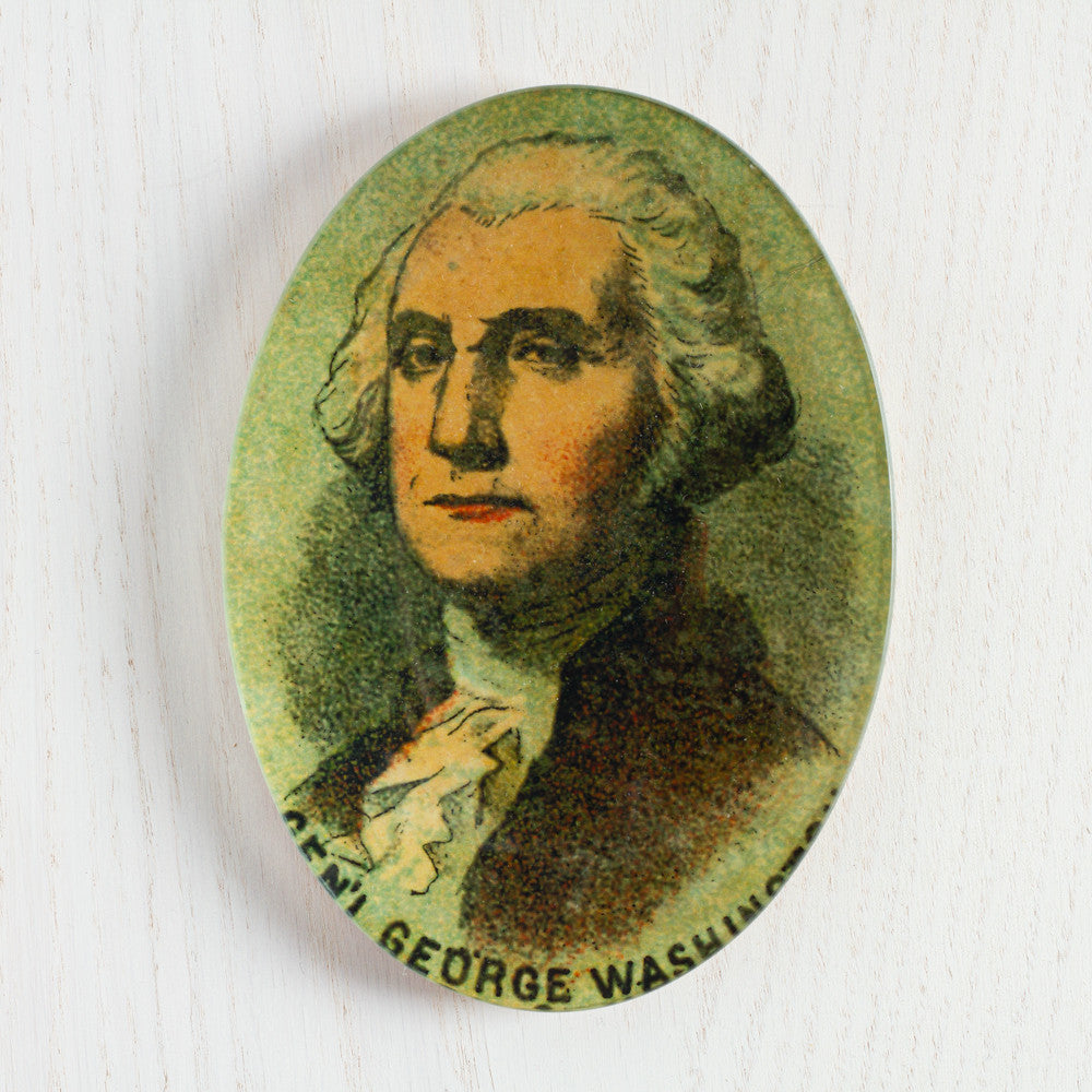 president washington oval tray-art & decor - decoupage-john derian-k colette