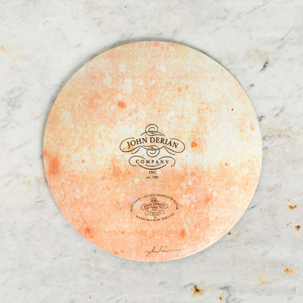 courone fruit halves round plate
