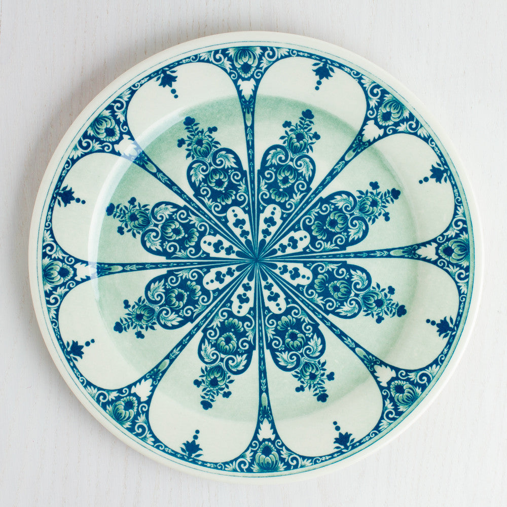 faience slice melamine charger-kitchen & dining - dinnerware-john derian-Default Title-k colette