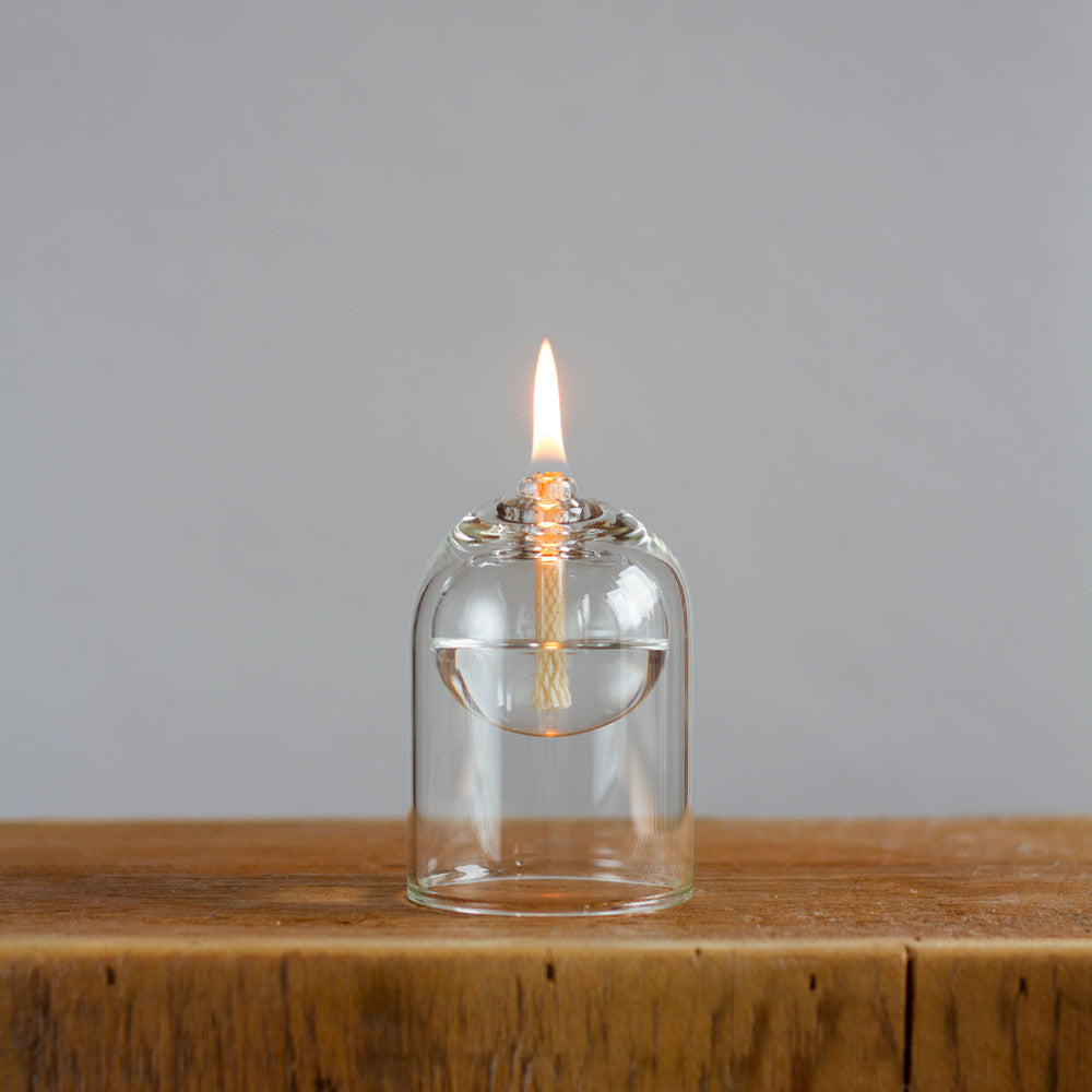 wolfard glass oil candle | k colette