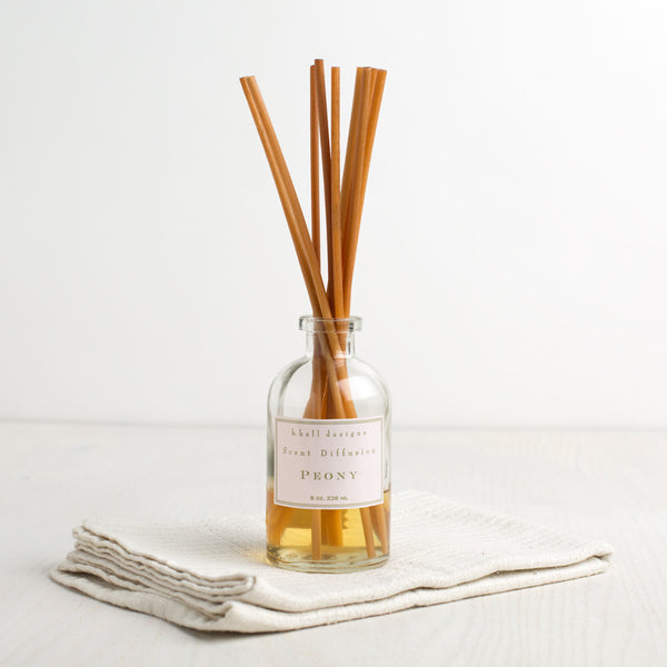 peony oil diffuser-candles - room sprays & diffusers-k hall designs-k colette