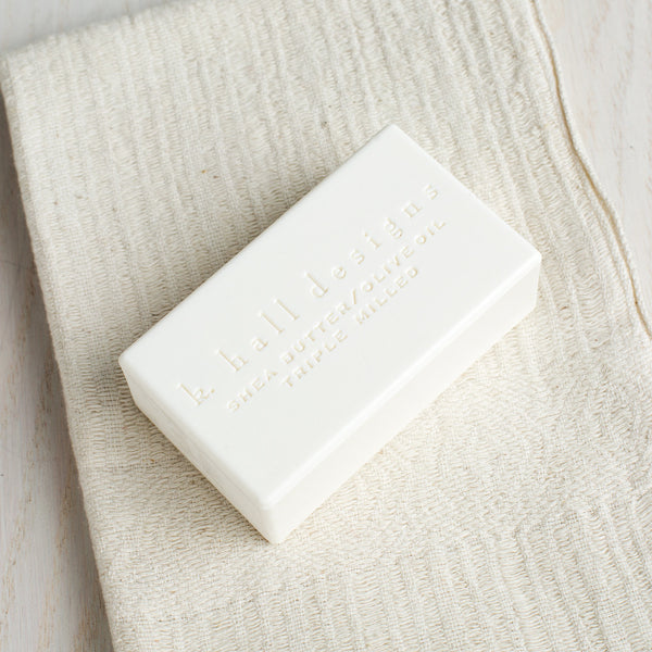 lily of the valley bar soap-apothecary - soaps & lotions-k hall designs-Default-k colette