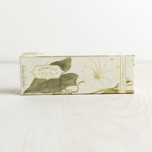 white flower hand & body cream-apothecary - soaps & lotions-simpatico by k hall designs-Default-k colette