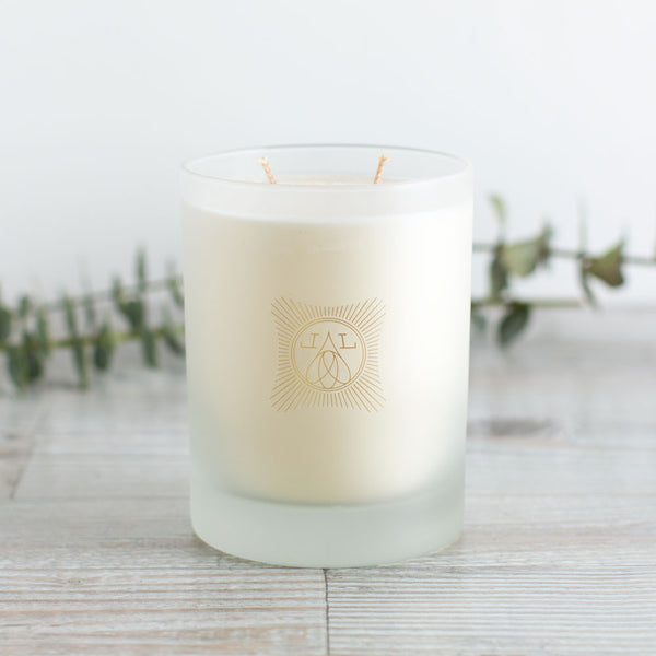 winter candle-holiday - apothecary - art & decor - candles - cozy-linnea's lights-k colette