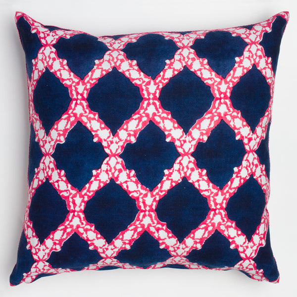 dahlia pillow-textiles - pillows-john robshaw-Default Title-k colette