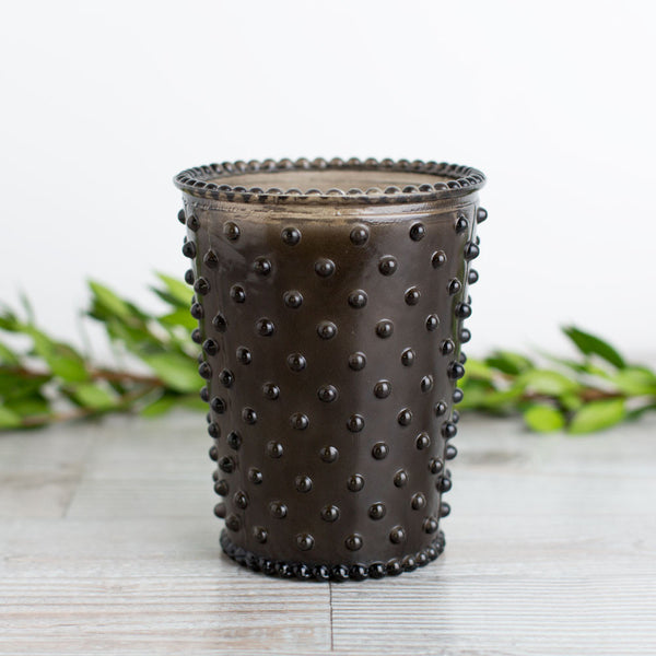 hobnail candle, forest night-candles - candles-simpatico by k hall designs-Default-k colette