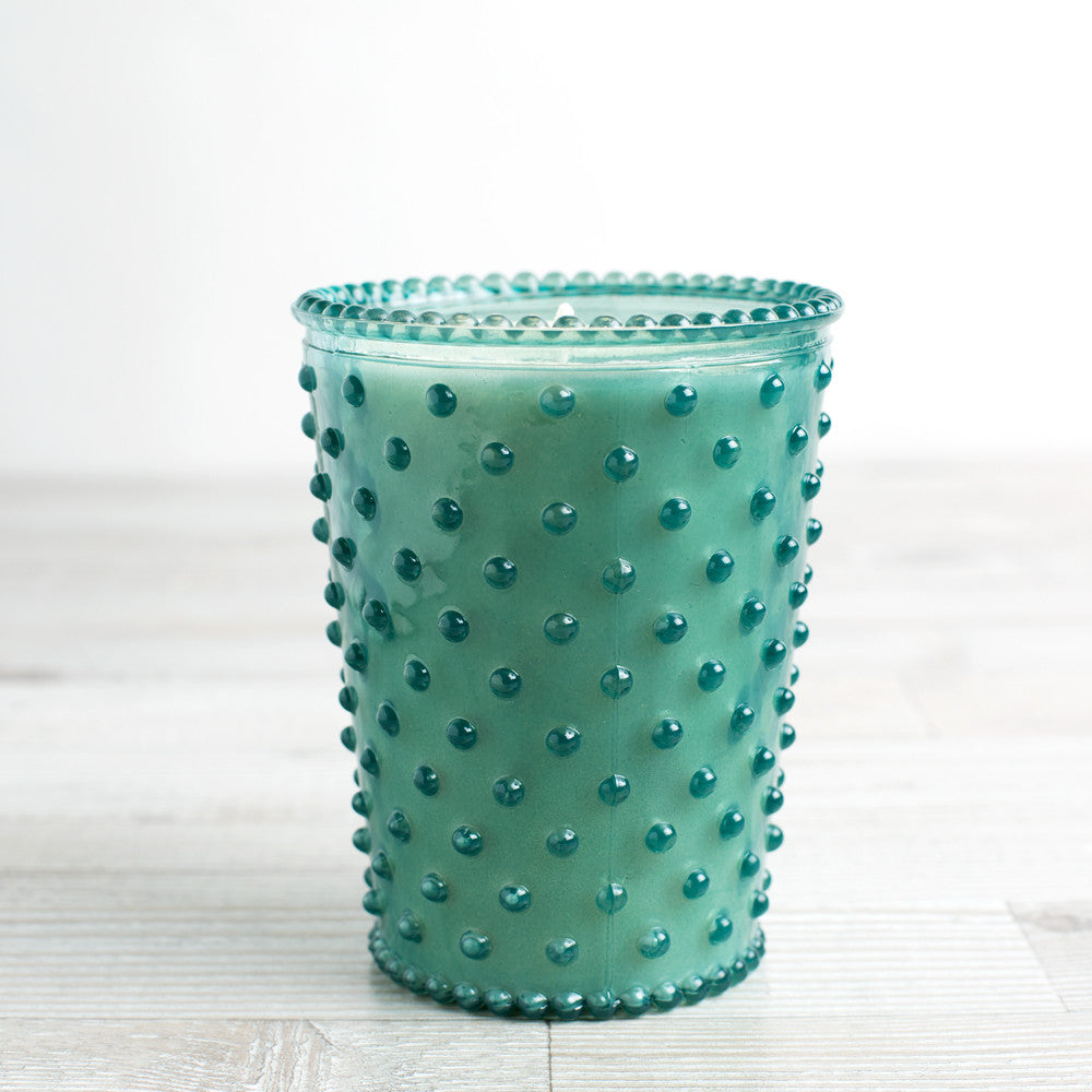 hobnail candle, skye-candles - candles-simpatico by k hall designs-k colette