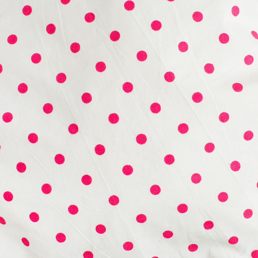 shower cap-bed & bath - bath accessories - stocking-taylor linens-red polka dot-k colette