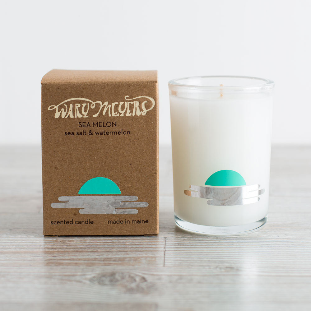 sea melon candle-apothecary - candles-wary meyers-k colette
