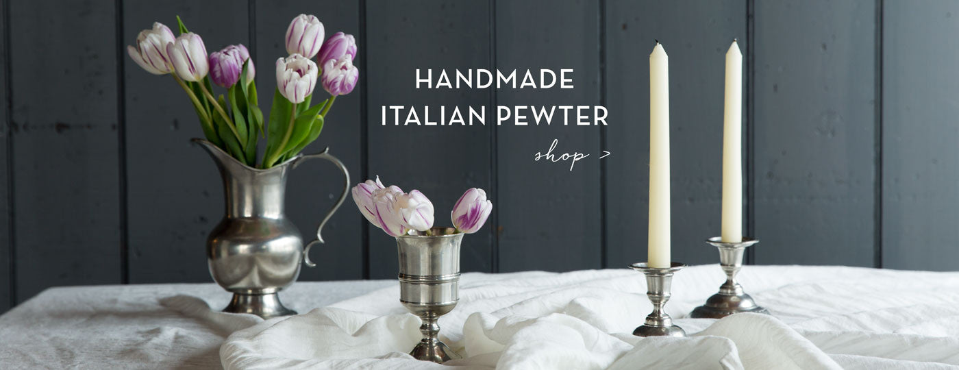 italian pewter from Match
