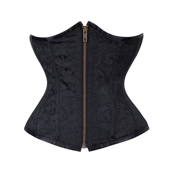 Adelyn Brocade Underbust Corset - DEMO for Corset