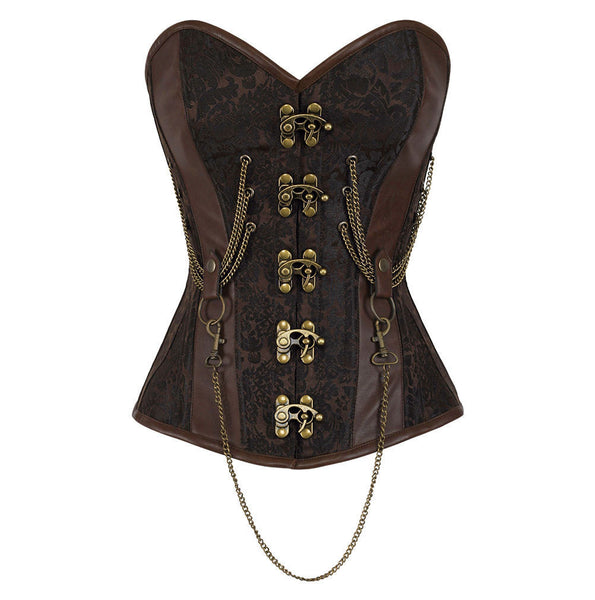 Ailin Steampunk Corset - DEMO for Corset