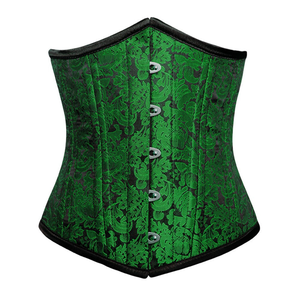 Alana Brocade Waist Training Corset - DEMO for Corset