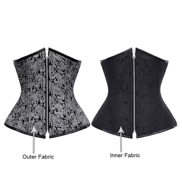 Alyson Reversible Waist Training Corset